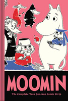 Купить Moomin Book Five: The Complete Tove Jansson Comic Strip, Зарубежная литература для детей