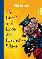 Купить Jim Knopf und Lukas der Lokomotivfuhrer, Зарубежная литература для детей