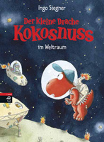 Купить Der kleine Drache Kokosnuss im Weltraum, Зарубежная литература для детей