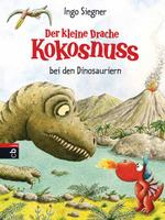 Купить Der kleine Drache Kokosnuss bei den Dinosauriern, Зарубежная литература для детей