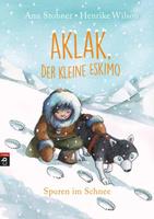 Купить Aklak, der kleine Eskimo - Spuren im Schnee, Зарубежная литература для детей