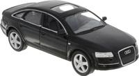 Купить Kinsmart Модель автомобиля Audi A6 цвет черный, Машинки