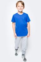 Купить Брюки спортивные для мальчика Cherubino, цвет: серый меланж. CAJ 7591. Размер 134, Одежда для мальчиков