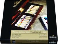 Купить Royal Talens Набор акварельных красок Rembrandt Профессиональный 12 цветов, Краски