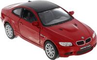 Купить Kinsmart Модель автомобиля BMW M3 Coupe цвет красный, Машинки
