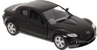 Купить Kinsmart Модель автомобиля Mazda RX-8 цвет черный, Машинки