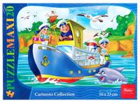 Купить Hatber Пазл для малышей Кораблик, Обучение и развитие