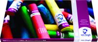 Купить Royal Talens Набор масляной пастели Van Gogh Профессиональный 60 цветов, Мелки и пастель