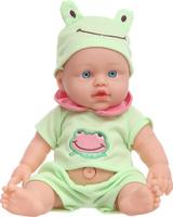 Купить S+S Toys Пупс озвученный 34 см 101023559, Куклы и аксессуары