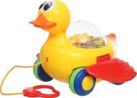 Купить Joy Toy Игрушка-каталка Утенок, Первые игрушки