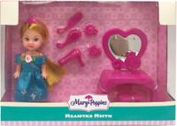 Купить Mary Poppins Игровой набор Малютка Мегги Салон красоты с куклой, Куклы и аксессуары
