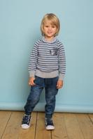 Купить Брюки спортивные для мальчика Sweet Berry Baby, цвет: темно-синий. 731055. Размер 86, Одежда для новорожденных