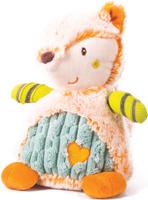 Купить Gulliver Мягкая игрушка Лисичка цветная 17 см, Мягкие игрушки
