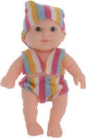 Купить Junfa Toys Пупс в полосатом костюме, Куклы и аксессуары