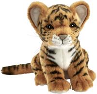 Купить Hansa Мягкая игрушка Тигренок цвет песочный 17 см, Hansa Toys, Мягкие игрушки