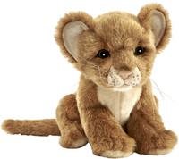Купить Hansa Мягкая игрушка Львенок цвет коричневый 17 см, Hansa Toys, Мягкие игрушки