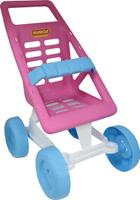 Купить Полесье Коляска для кукол Кэти №1 цвет розовый голубой, Куклы и аксессуары