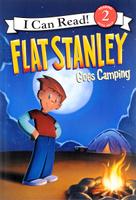 Купить Flat Stanley Goes Camping: Level 2, Зарубежная литература для детей
