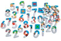 Купить Scratch Обучающая игра Magnetic Город 6181067, Indigo., Обучение и развитие
