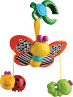 Купить Bkids Мини-мобиль Бабочка, Мобили и развивающие дуги