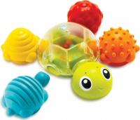 Купить Bkids Игрушка для ванной Черепашка, Первые игрушки