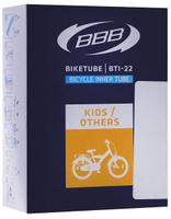 Купить Камера велосипедная BBB , 1, 3/8 AV 40 mm, 20 . BTI-22, Колеса
