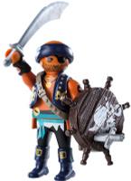 Купить Playmobil Игровой набор Пират с щитом, Игровые наборы
