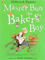 Купить Master Bun the Bakers' Boy, Зарубежная литература для детей