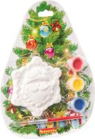 Купить Bondibon Набор для изготовления игрушек Ёлочные украшения Снежинка ВВ1564, Bondibon Creatures Co., LTD, Игрушки своими руками