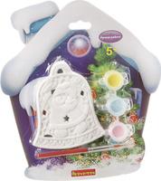 Купить Bondibon Набор для изготовления игрушек Ёлочные украшения Колокольчик, Bondibon Creatures Co., LTD, Игрушки своими руками