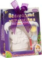 Купить Bondibon Набор для изготовления игрушек Ёлочные украшения Снеговичок ВВ1689, Bondibon Creatures Co., LTD, Игрушки своими руками