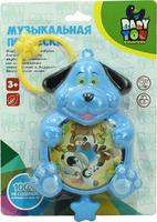 Купить Bondibon Музыкальная подвеска Собака, Bondibon Creatures Co., LTD, Развивающие игрушки