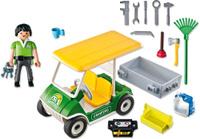 Купить Playmobil Игровой набор Машинка для обслуживания кемпинга , Geobra Brandtstatten Gmbh &Co.
