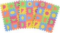 Купить Kribly Boo Пазл для малышей с фигурами 62690, Обучение и развитие