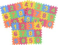 Купить Kribly Boo Пазл для малышей с цифрами 62682, Обучение и развитие