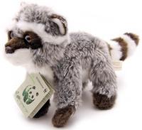 Купить WWF Мягкая игрушка Енот 20 см, Мягкие игрушки