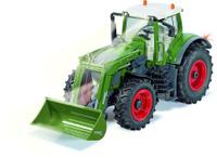 Купить Siku Трактор Fendt 939 Vario с фронтальным погрузчиком на радиоупревлении 6778, Машинки