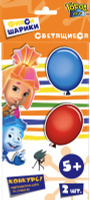 Купить Город игр Шары воздушные Фиксики 2 шт, Город Игр, Воздушные шарики