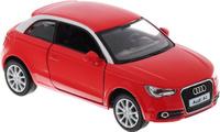 Купить Kinsmart Модель автомобиля Audi A1 2010 цвет красный, Машинки