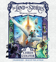 Купить The Land of Stories: Worlds Collide (аудиокнига CD), Фэнтези для детей