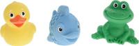 Купить Весна Набор игрушек для ванной Для малышей 3 шт, Первые игрушки