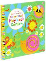 Купить Baby's Very First: Fingertrails Play Book Garden, Первые книжки малышей