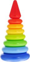 Купить РосИгрушка Пирамидка Малая 23 см, Развивающие игрушки