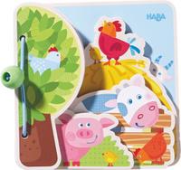 Купить Haba Детская книга Друзья на ферме, Обучение и развитие