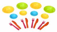 Купить РосИгрушка Игрушечный столовый набор На второе, Сюжетно-ролевые игрушки