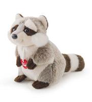 Купить Trudi Мягкая игрушка Енот делюкс 15 см, Мягкие игрушки