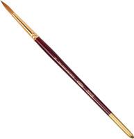 Купить Koh-I-Noor Кисть колонок круглая №8 короткая ручка, Кисти