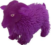 Купить 1TOY Антистрессовая игрушка Нью-Ёжики Козел цвет фиолетовый, Развлекательные игрушки