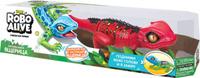 Купить Zuru Интерактивная игрушка Робо-ящерица RoboAlive цвет красный, Интерактивные игрушки