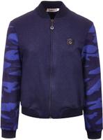 Купить Толстовка для мальчика M&D, цвет: темно-синий. WJZ17016S29. Размер 134, Одежда для мальчиков